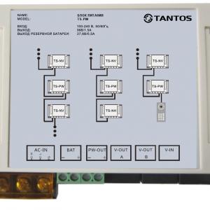 Многоквартирные домофоны TANTOS
